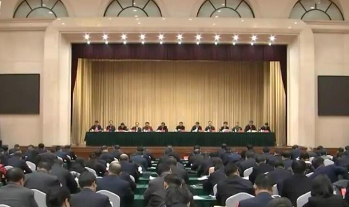 辽宁省委召开人大工作会议